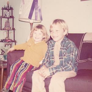 Kira & Carl Nov 1972