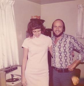 Yvonne & Raoul Nov 1972