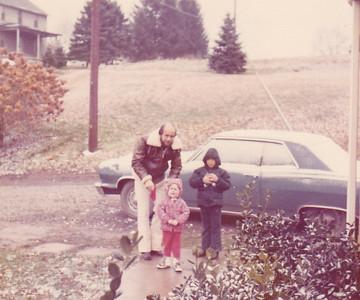 Chuck, Kira, Carl Nov 15, 1972