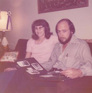 Yvonne  & Raoul Nov 17, 1972