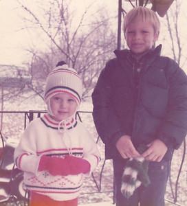 Kira & Carl Nov 15, 1972