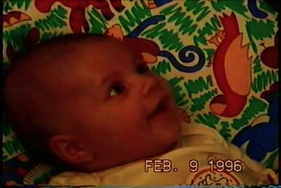 Dominique at Home Feb 9