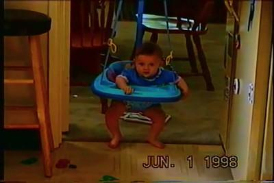 Francesca at Home 01 June 98