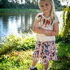 Sophia by the River Trent at Branston