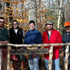 October 2004 - The Marden boys take on the Maine woods.