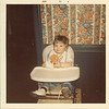Ken in highchair 1972