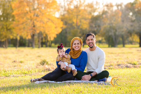 Imran and Alina Family Shoot