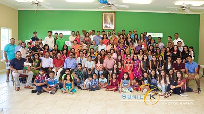 Kizhakepuram Family Get-together 2016 Houston