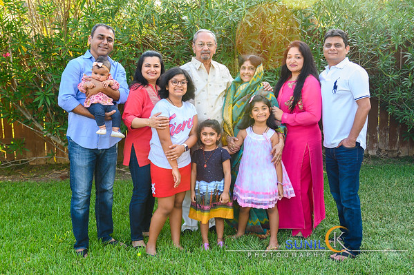 Parul Ram Family Pictures