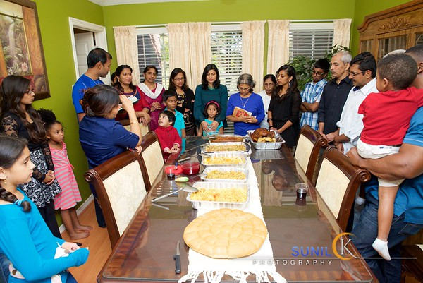 Thanksgiving 2014 with family