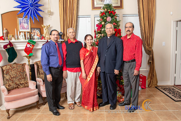 Tharayil Christmas Pictures-5