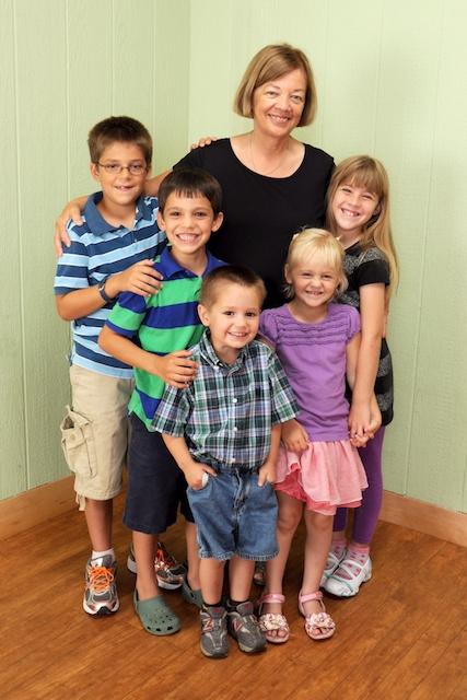 Grandma Donna and the gang