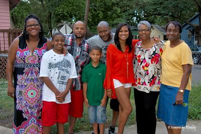 Family Time in June