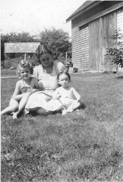 Nancy, Thelma, Pete
