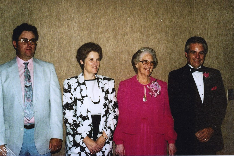Lee, Nancy, Thelma, Charlie