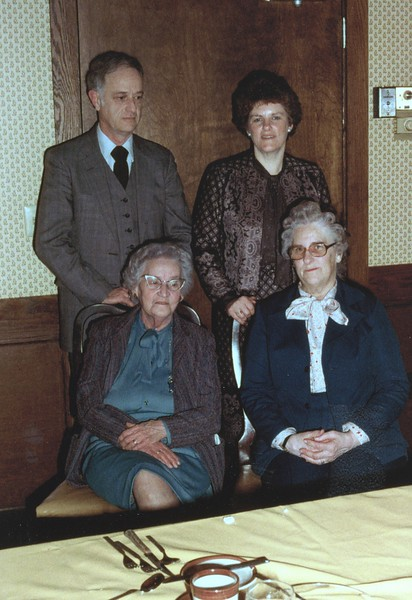 Hadley, Nancy, Ethel, Thelma