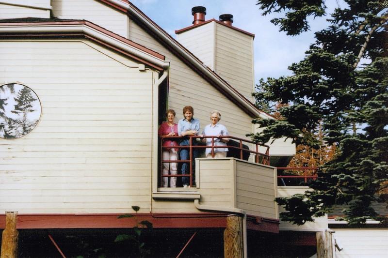 Nancy, Jane, Thelma (Tahoe)