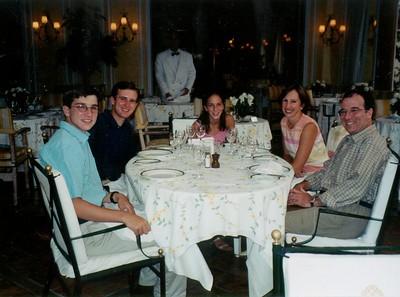 Family-Ferat-Dinner
