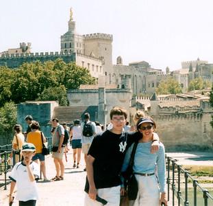 Steven Mom Avignon