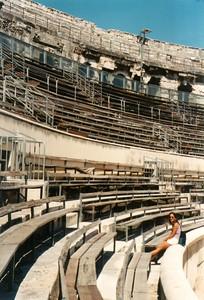 K Nimes Coliseum