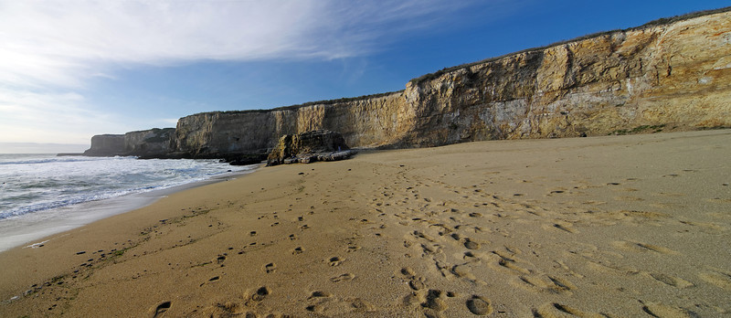 Bonny Doon Beach, Davenport CA