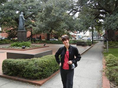 Savannah weekend get away - Dec 2012