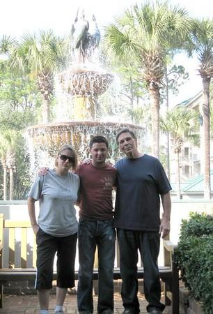 Family Vacation 2008 to South Carolina