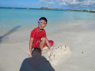 Family Vacation in Turks and Caicos February 18-25 2012