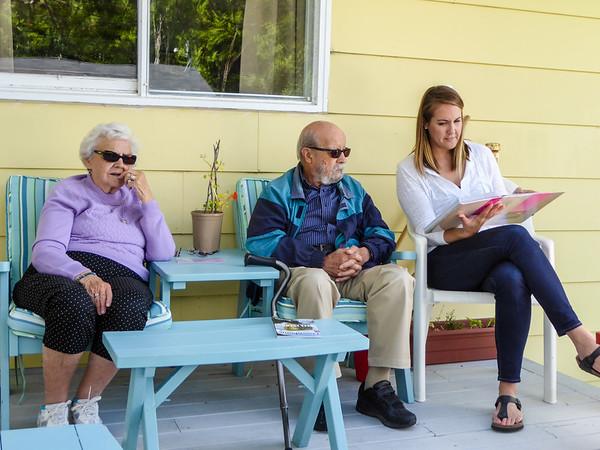 Family Gathering at George's Lake 2017