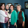 4 Generations of Nansons: Katie, Sarah, Laurie, and Kate