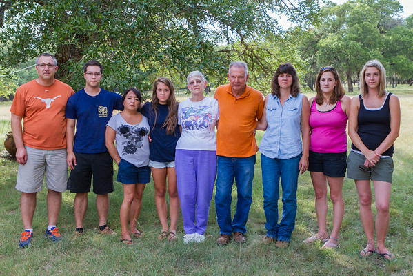 Family Visit - July 31, 2014