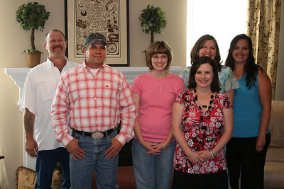 Family Visit May 2009