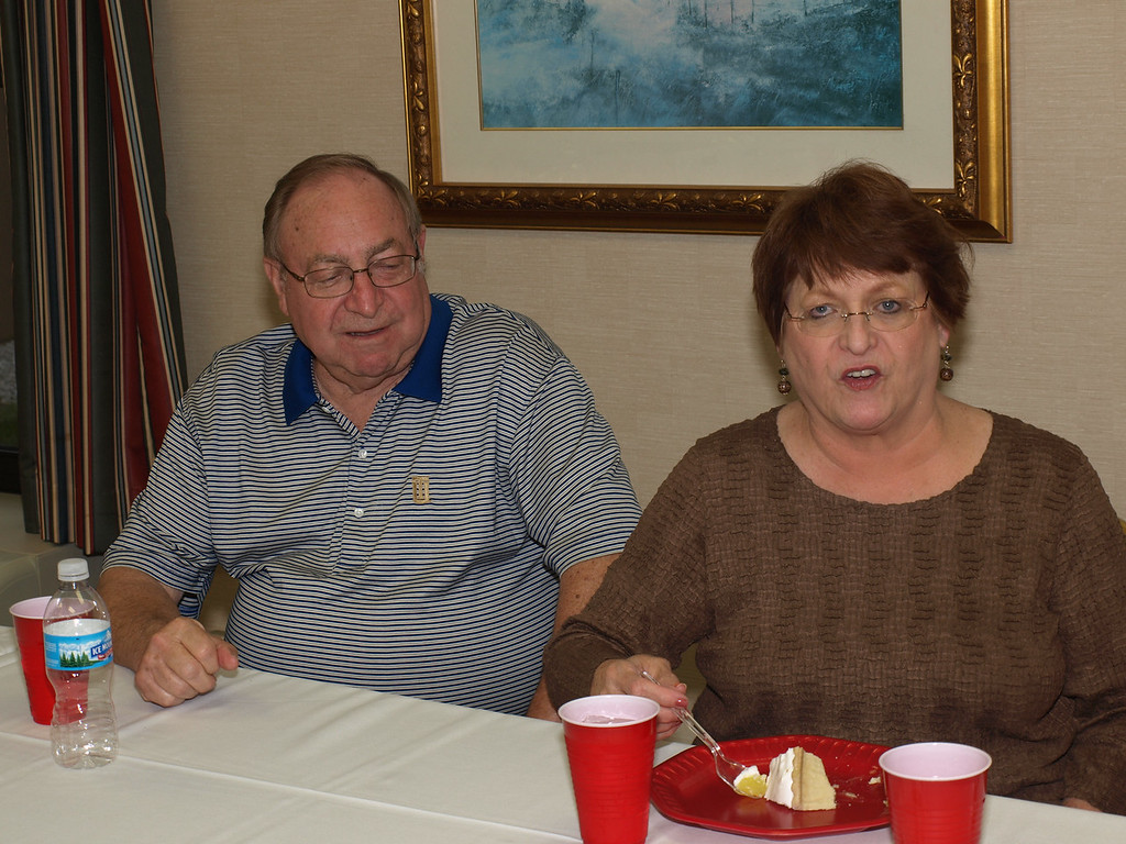 Bob & Carol Thomas<br /> Good Friends from Tulsa ...... just like family