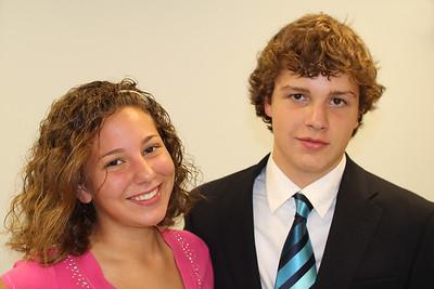 Caleb and Sarah
