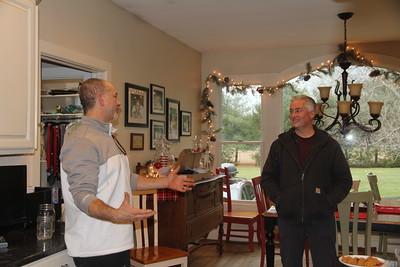 Chris and Scott Fisher