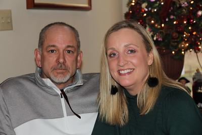 Caroline & Chris