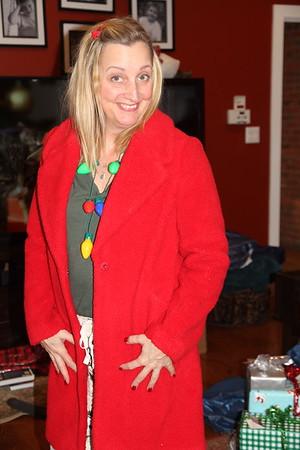 Caroline's new coat