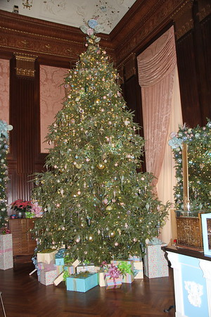 "tree in the ""candy room"""