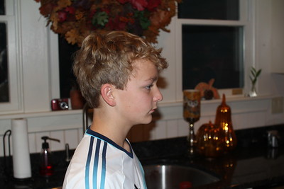 Wyatt played in 4 soccer games over the weekend