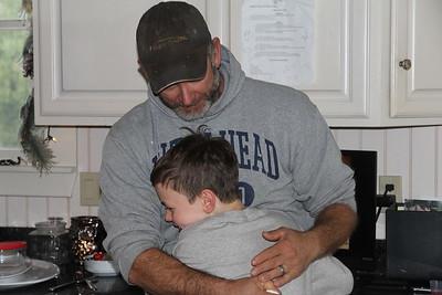 Aaron & Uncle Chris