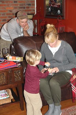 Caroline bought Minion pez for Elliot