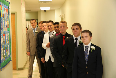 The Boys of the Class of 2014