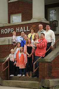 5-01-17 Greg and Donna Wannemacher Family at Ropp Hall-6