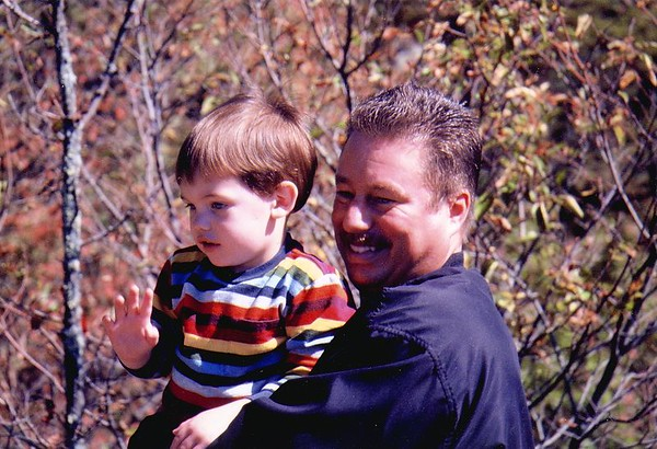 Family and California House Photos 2004
