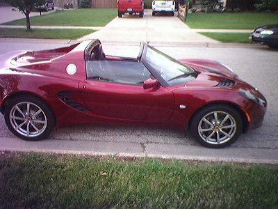 Dad's 2005 Lotus Elise