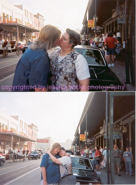 Robin and me in Galveston 1999
