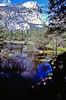 Sept 1978, Mirror Lake, Yosemite