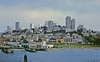May 1966. Russian Hill, San Francisco. Mustek scan.
