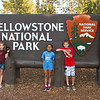 3 Generations at Yellowstone