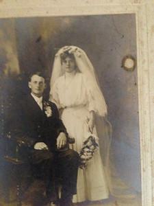 Carl Martin Naeseth & wife Hattie Clarissa Walsvik